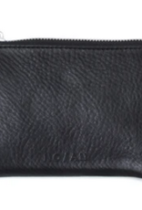 NO/AN Leather Pouch Black