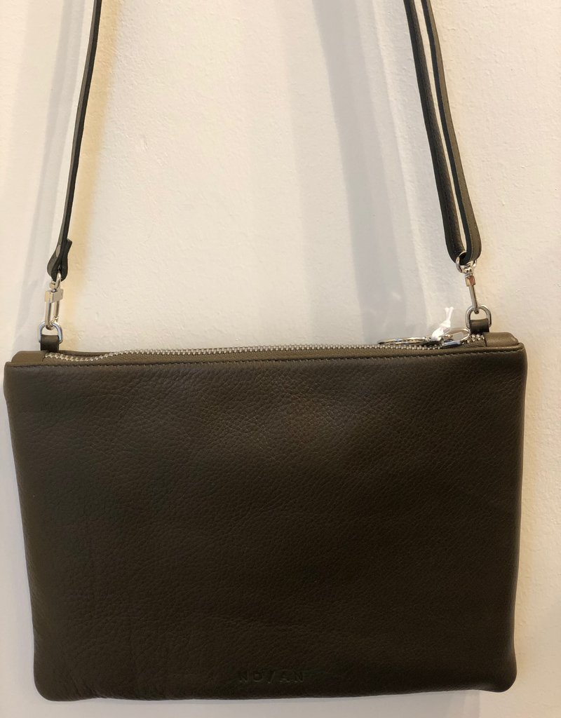 NO/AN pocket bag olive
