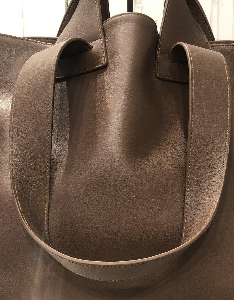 NO/AN Tote bag brown