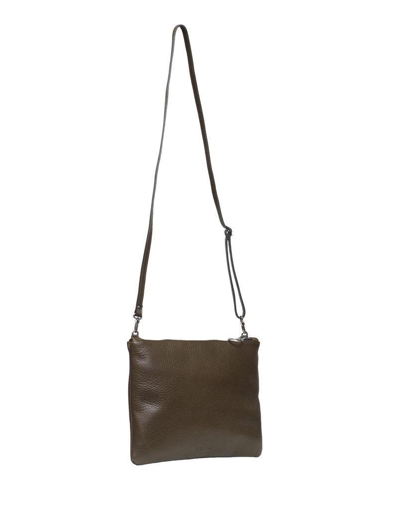 NO/AN pocket bag olive