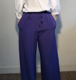 Même Road silk trousers
