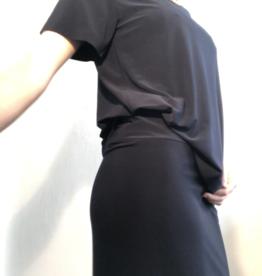 Norma Kamali boxy shirt