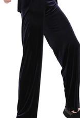 Norma Kamali Straight leg pants - black
