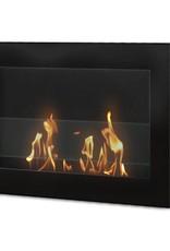 Anywhere Fireplace SoHo Black Fireplace