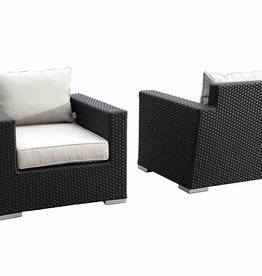 Sunset West USA SOLANA CLUB CHAIR (GRADE A FABRIC)