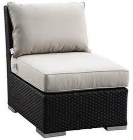 Sunset West USA SOLANA ARMLESS CLUB CHAIR (GRADE A FABRIC)