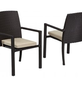 Sunset West USA SOLANA DINING CHAIR (GRADE A FABRIC)