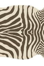 "Loloi ZADIE ZD-01 BROWN/IVORY 3'6"" X 5'6"""