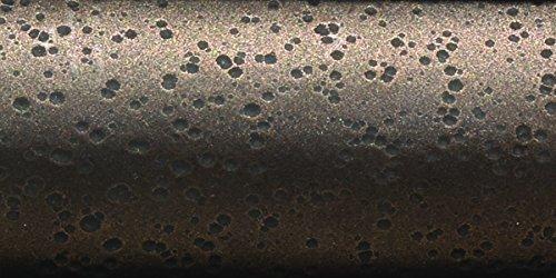 California Umbrella 9' Fiberglass Tilt/Bronze/Olefin/Woven Granite Umbrella