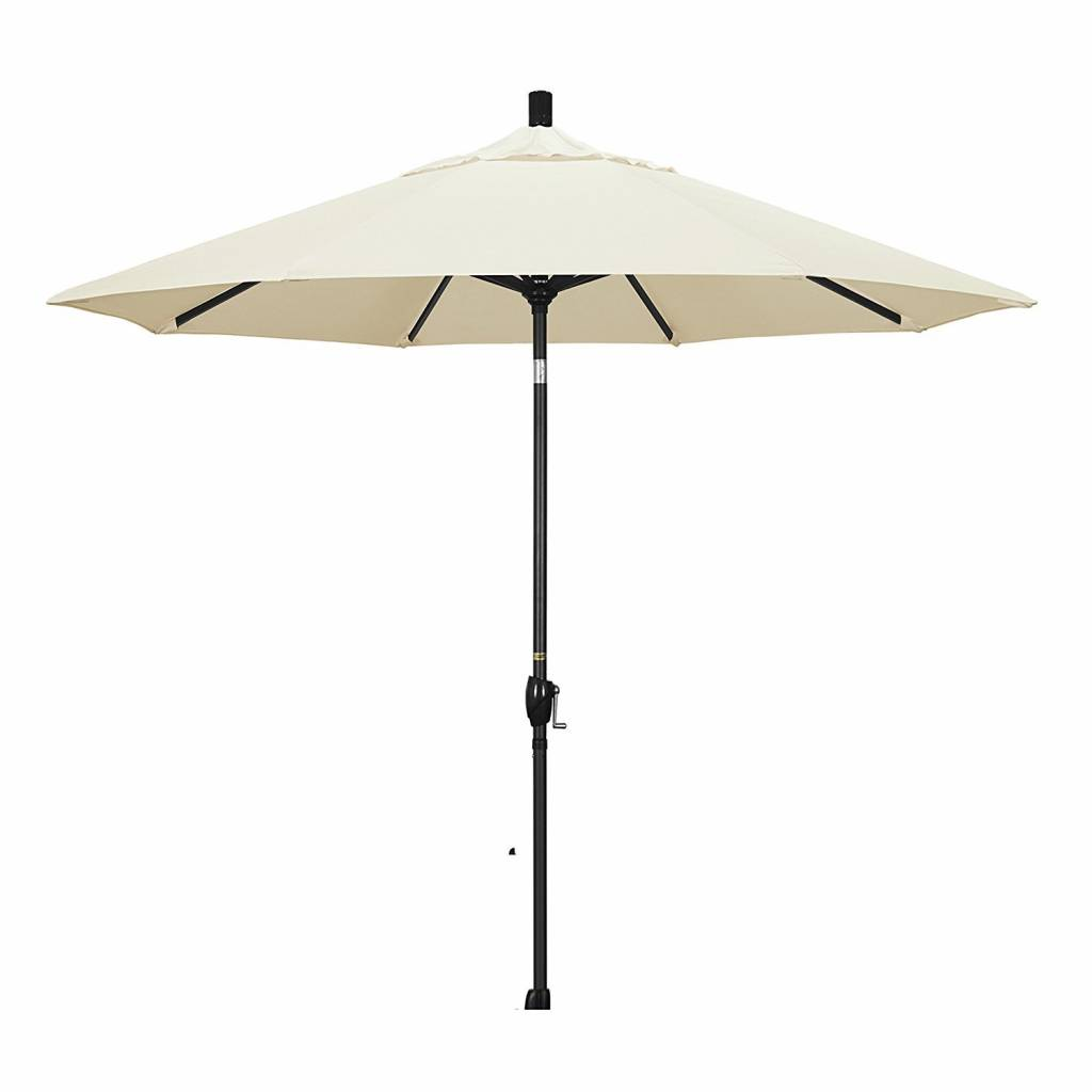 California Umbrella 9' Lift System - Pacifica Natural