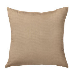 "Heather Beige Sunbrella 16"" Pillow"