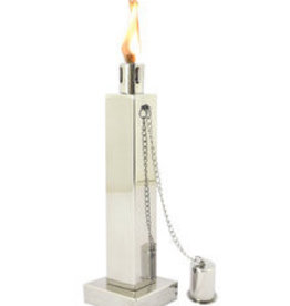 Anywhere Fireplace Outdoor Tabletop Torch-Column (1 pc)