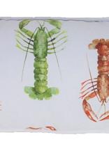 "Lava Pillows Lobsters Plus 12""x24"" Pillow"