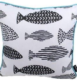 "Lava Pillows Fish One 18"" Pillow"