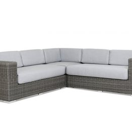 Sunset West USA EMERALD II SECTIONAL 3 PC (GRADE A FABRIC)