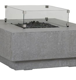 """Sunset West USA SSW 40"""" SQUARE FIRE TABLE"""