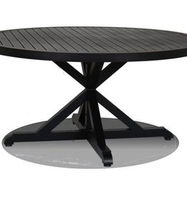 """Sunset West USA MONTEREY 60"""" ROUND DINING TABLE"""