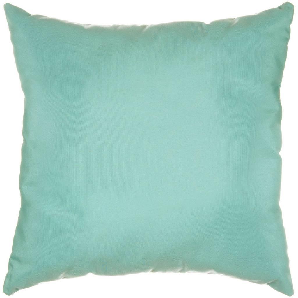 "American Mills Canvas Glacier 18"" Pillow"