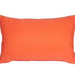 "American Mills Canvas Melon 12""x18"" Pillow"