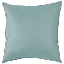 """American Mills Canvas Spa 18"""" Pillow"""