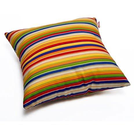 """American Mills Castanet Beach 18"""" Pillow"""