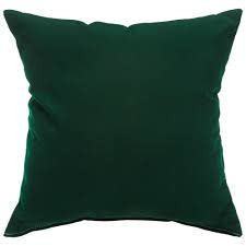 "American Mills Forest Green 16"" Pillow"