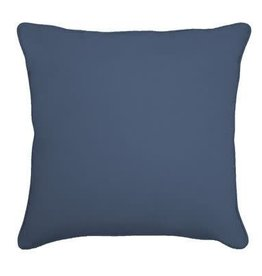 "American Mills Canvas Sapphire 18"" Pillow"