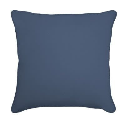 "American Mills Canvas Sapphire 18"" Pillow"