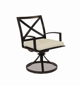 Sunset West USA LA JOLLA SWIVEL DINING CHAIR (GRADE A FABRIC)