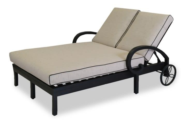 Sunset West USA MONTEREY DOUBLE CHAISE (GRADE A FABRIC)