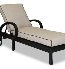Sunset West USA MONTEREY SINGLE CHAISE (GRADE A FABRIC)