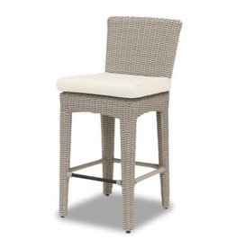 Sunset West USA MANHATTAN BARSTOOL/COUNTER STOOL (GRADE A FABRIC)