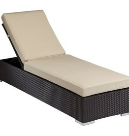 Sunset West USA SOLANA SINGLE CHAISE (GRADE A FABRIC)