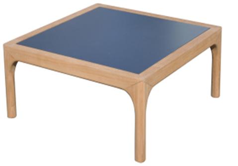 "DOMINO COFFEE TABLE 31.5""x31.5""x14"""