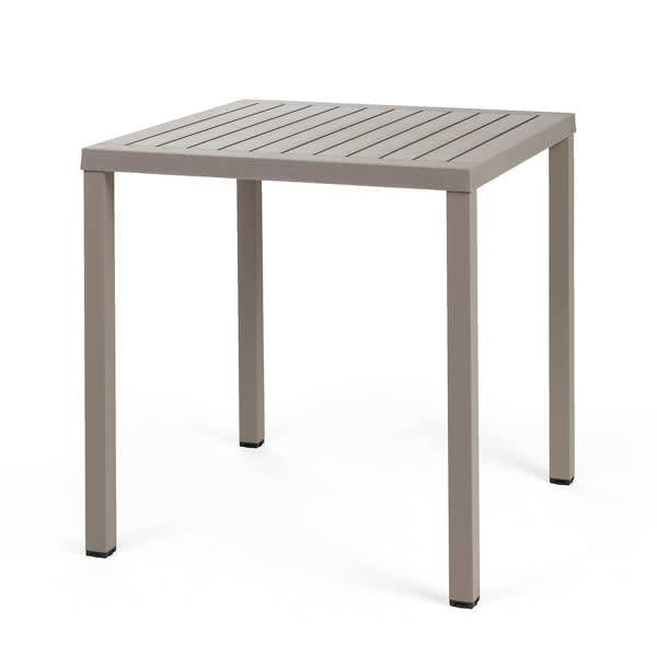 Nardi Cube 70 Table - Tortora