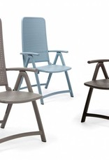 Nardi Darsena Folding Chair - Bianco