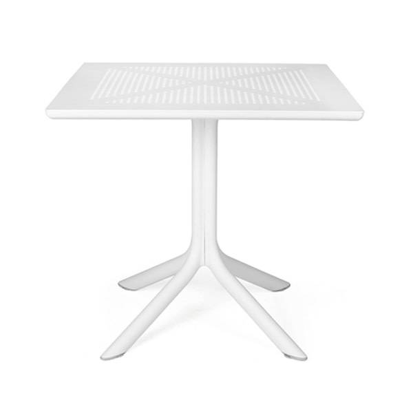 Nardi Clip 80 Table - Bianco