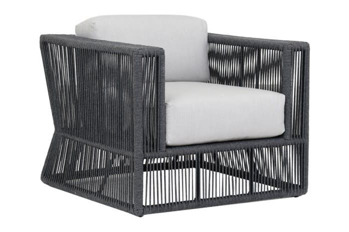 Sunset West USA MILANO CLUB CHAIR (GRADE A FABRIC)