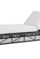 Sunset West USA MILANO SINGLE CHAISE (GRADE A FABRIC)