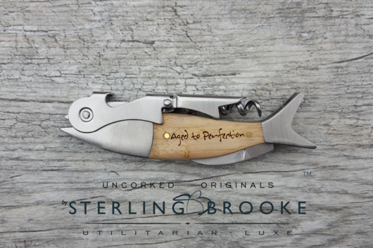 Sterling Brooke CO. Double Hinged - Aged to Perfection