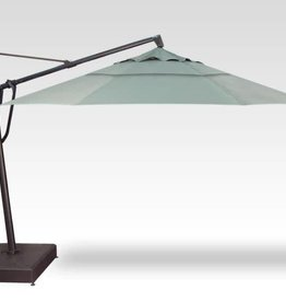 Sunset West USA SSW 13' Octagon Cantilever Umbrella w/No Valance (Double Wind Vent)