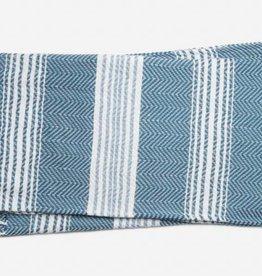 """Loloi Wren T0035 Blue/White 4'2""""x5'"""