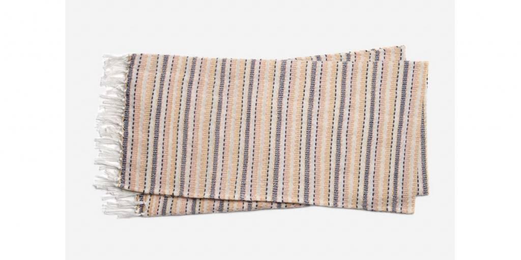 "Loloi Wren T0037 Multi 4'2""x5'"