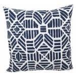 """Lava Pillows Blue Pineapple 18"""" Pillow"""