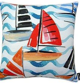 "Lava Pillows Sail 18"" Pillow"