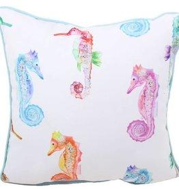 Lava Pillows Seahorse Day 18x 18