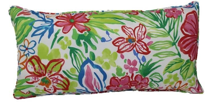 "Lava Pillows Lily 12""x24"" Pillow"