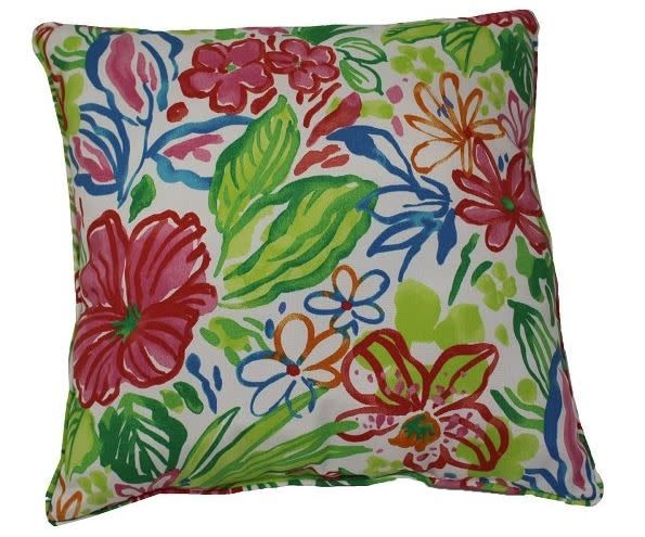 "Lava Pillows Lily 18"" Pillow"