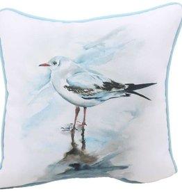 Lava Pillows Sea Bird 16x16