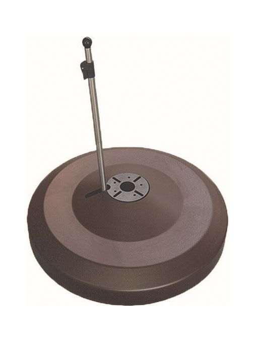 OASIS Rolling Bases Oasis Rolling Base 330R5 - Brown